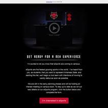 eSports Announcement