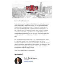 UPC Update to Campus