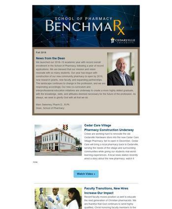 BenchmaRx Fall 2018 Thumbnail
